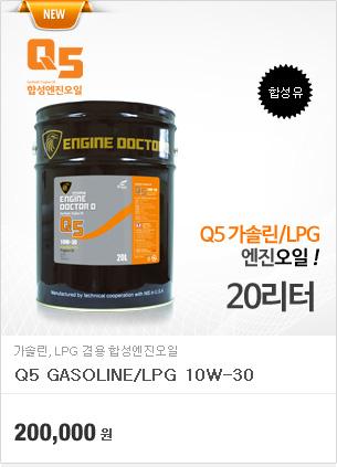 Q5 가솔린/LPG 10w30(20리터)